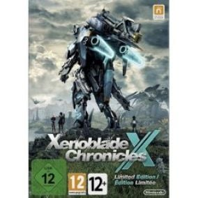 Xenoblade Chronicles X (Limited Edition)