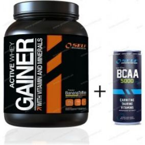 Self OmniNutrition Active Whey Gainer 2000 g
