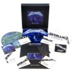 METALLICA: RIDE THE LIGHTNING DELUXE CD