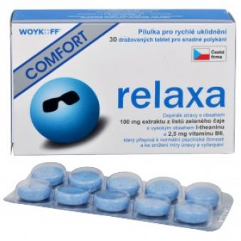 Woykoff Relaxa Comfort 30 tbl. AKCE