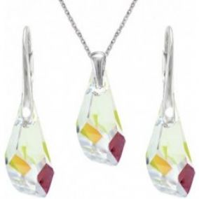 Set Polygon CRYSTAL AB Swarovski Elements SE105
