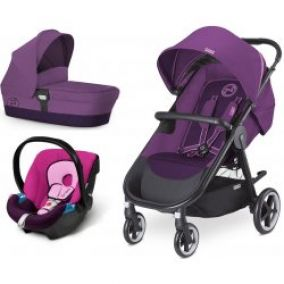 Cybex Agis M-Air 4 Grape Juice 2016