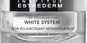 ESTHEDERM WHITE SYSTEM WHITENING NIGHT CREAM nočný