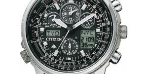 Citizen Eco-Drive Pilot Global RC JY8020-52E +