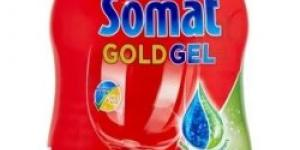 Somat Gold multifunkčný gél Anti-Grease 2 x 900 ml
