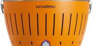 Gril LotusGrill Orange