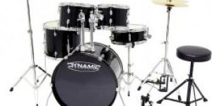 Drumcraft Pure Dynamic Studio set 2