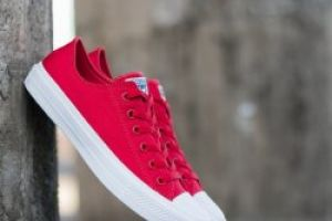 Converse Chuck Taylor All Star II OX red