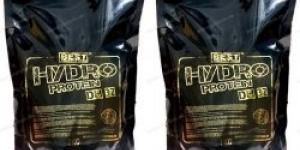Best Nutrition Hydro Protein DH 32 1000 g