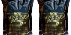 Best Nutrition Hydro Protein DH 5 1000 g