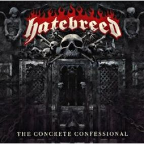 HATEBREED: THE CONCRETE CONFESSIONAL CD