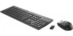 HP Wireless Slim Business Keyboard, N3R88AA