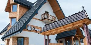 Willa Daga Resort & SPA, Zakopané, Tatry, Poľsko,