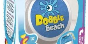 Asmodée Dobble Beach