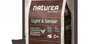 Naturea Light & Senior 12 kg