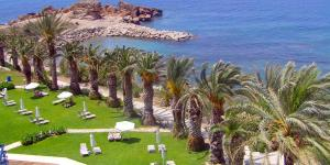 Letecky Cyprus, Paphos: Queens Bay Hotel 3* s AI