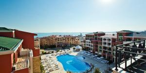 Letecky Bulharsko: St.George Palace & Spa 4* s all