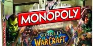 USAopoly Monopoly: World of Warcraft