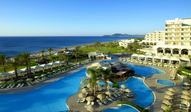 Grécko, Rodos Palladium Leisure & Wellness 5*