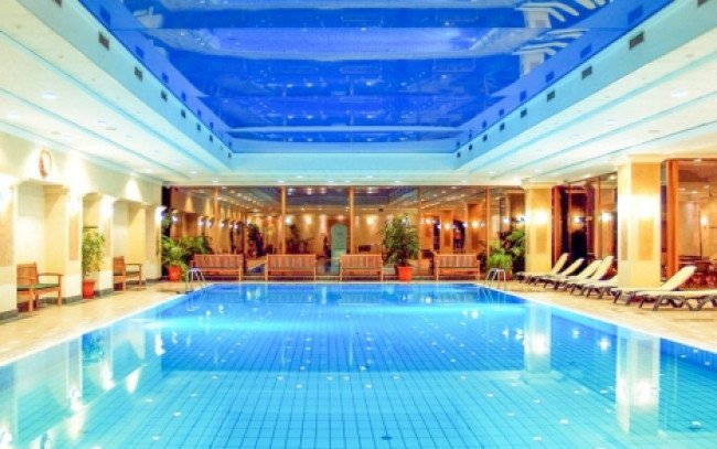 Budapešť: Danubius Health Spa Resort Margitsziget **** s termálnym wellness - Danubius Health Spa Resort Margitsziget ****