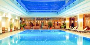 Budapešť: Danubius Health Spa Resort Margitsziget