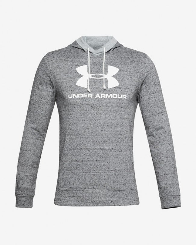 Under Armour Terry Mikina Šedá