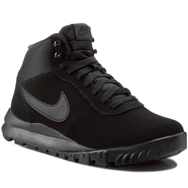 Topánky NIKE - Hoodland Suede 654888 090 Black/Black/Antracite