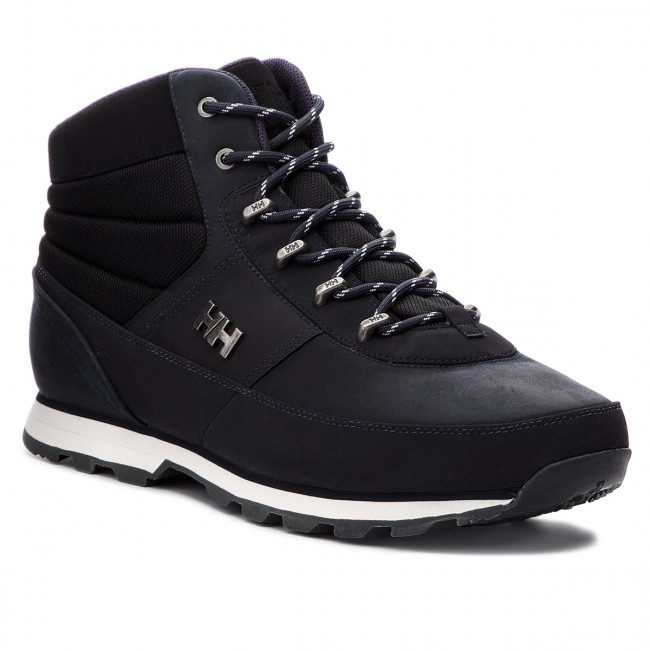 Trekingová obuv HELLY HANSEN - Woodlands 108-23.598 Navy/Black/Off White