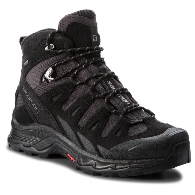 Trekingová obuv SALOMON - Quest Prime Gtx GORE-TEX 404637  27 V0  Phantom/Black/Quiet Shade