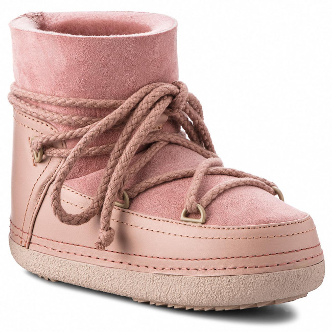 Topánky INUIKII - Boot Classic 70101-7 Rose