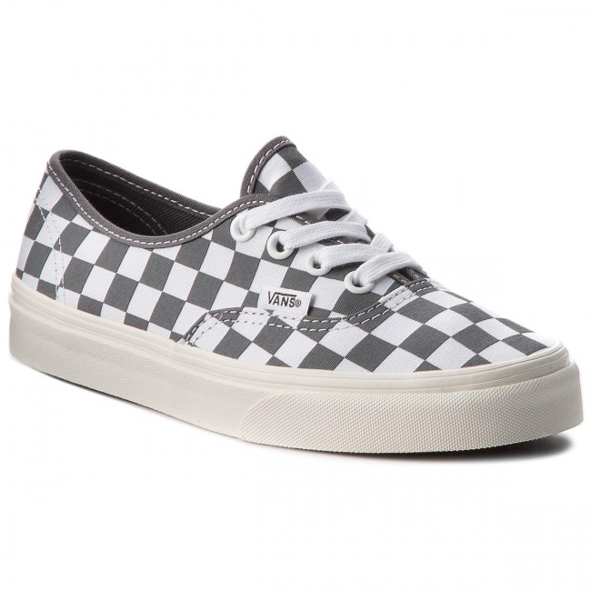 Tenisky VANS - Authentic VN0A38EMU531 (Checkerboard) Pewter/Mar