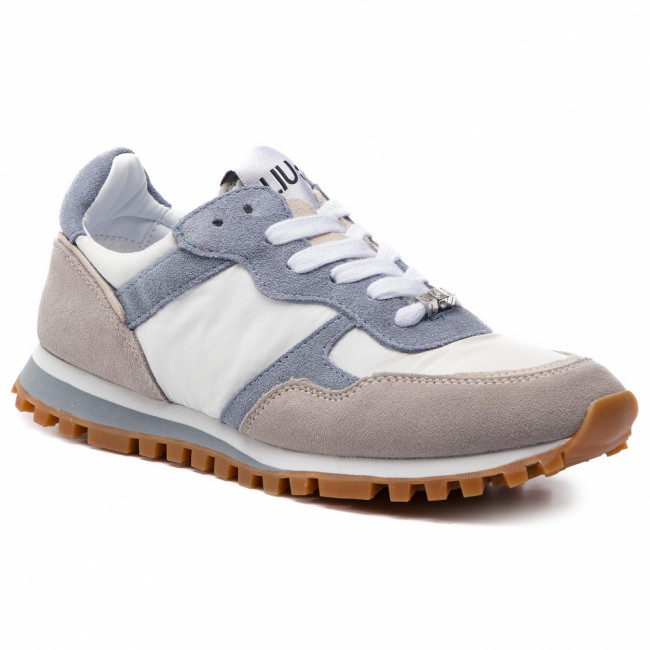 Sneakersy LIU JO - Alexa Running BXX049 PX003  Light Blue/Gre
