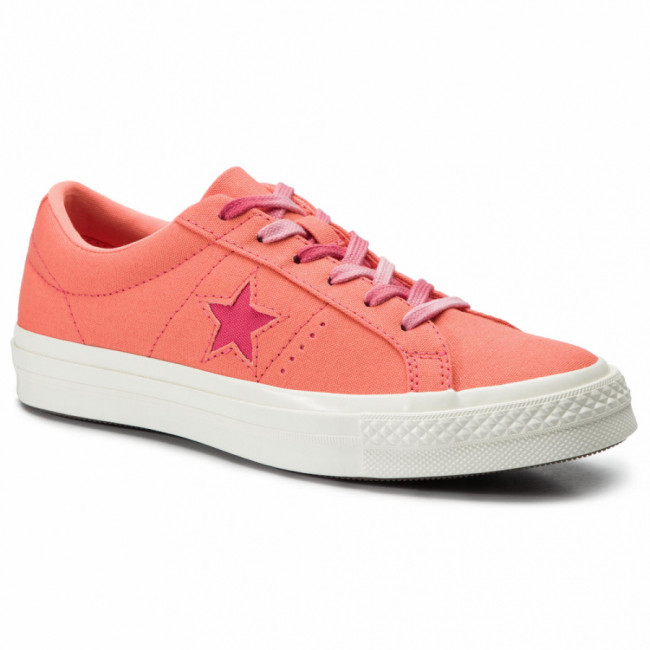 Tenisky CONVERSE - One Star Ox 564152C Turf Orange/Strawberry Jam