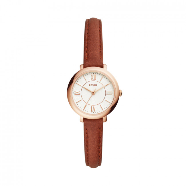 Hodinky FOSSIL - Jacqueline ES4412 Brown/Gold