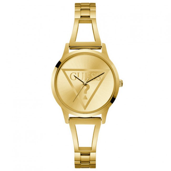 Hodinky GUESS - Lola W1145L3  GOLD TONE/GOLD TONE