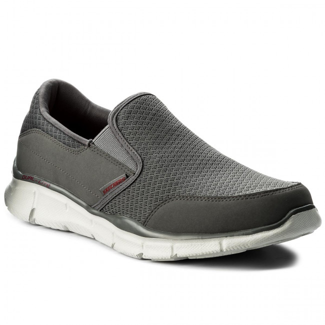 Poltopánky SKECHERS - Persistent 51361/CHAR Charcoal