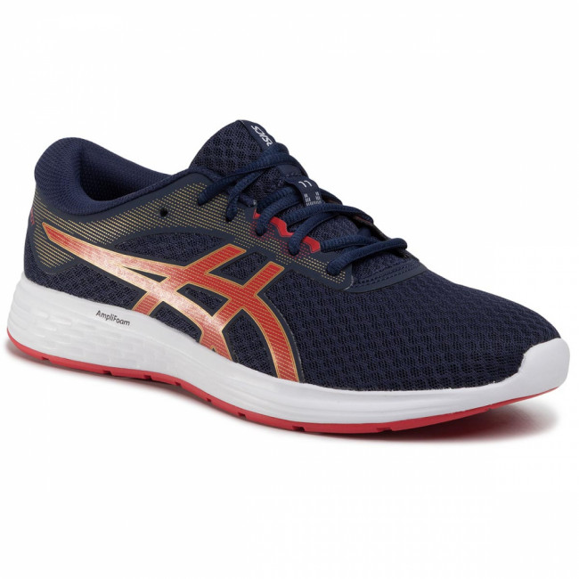 Topánky ASICS - Patriot 11 1011A568 Peacoat/Classic Red 402