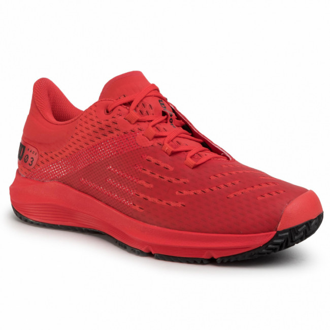Topánky WILSON - Kaos 3.0 WRS326120 Infrared/Infrared/Black