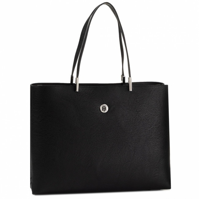 Kabelka TOMMY HILFIGER - Th Core Tote AW0AW08095  BDS