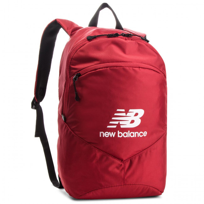 Ruksak NEW BALANCE - NTBBAPK8PK  Red