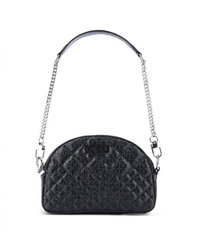 Guess Queenie Mini Cross body bag Čierna
