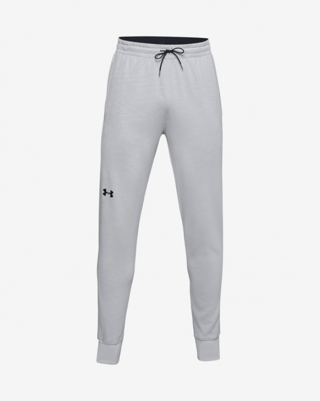 Under Armour Double Tepláky Šedá