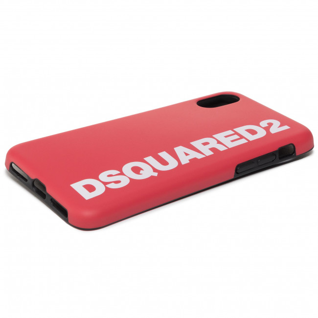 Puzdro na telefón DSQUARED2 - iPhone Covers ITM0038 55000001 M818 Rosso/Bianco