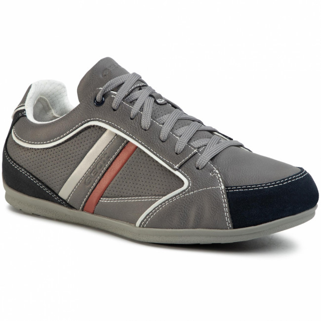 Sneakersy GEOX - U Houston A U02P1A 000ME C1006 Grey