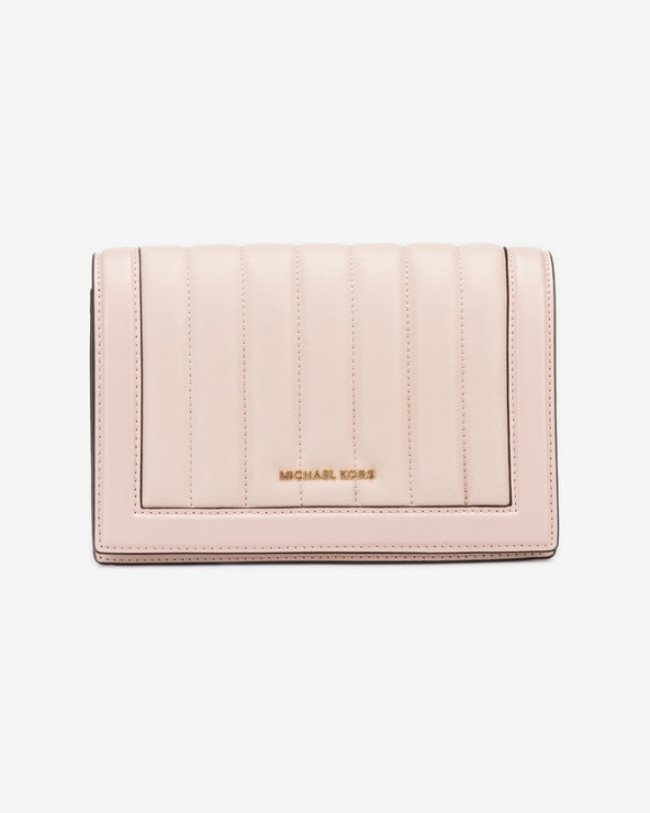 Michael Kors Jet Set Large Cross body bag Béžová