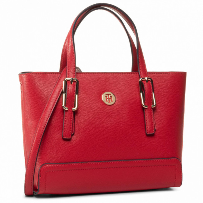 Kabelka TOMMY HILFIGER - Honey Small Tote AW0AW07932 XAF