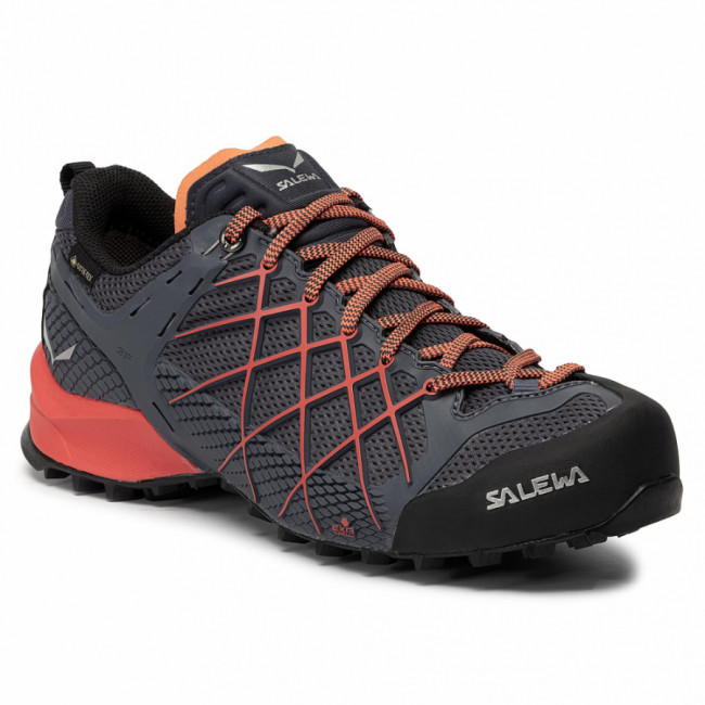 Trekingová obuv SALEWA - Wildfire Gtx GORE-TEX 63487-3845 Ombre Blue/Fluo Orange