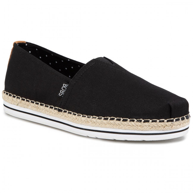 Espadrilky SKECHERS - BOBS Breeze 32719/BLK Black
