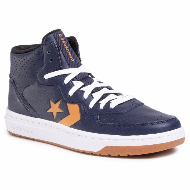 Sneakersy CONVERSE - Rival Mid 167883C Obsidian/Golden Tan/White