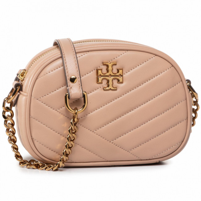 Kabelka TORY BURCH - Kira Chevron Camera Bag 60227 Devon Sadn 288